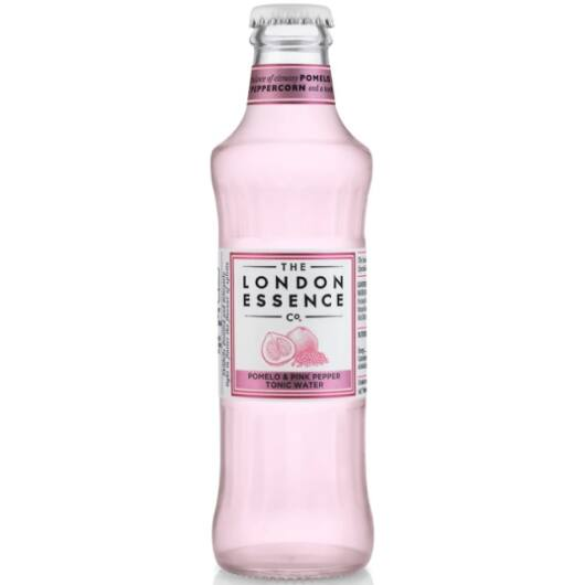 London Essence Pomelo-Pink Pepper Tonic Water 0,2L
